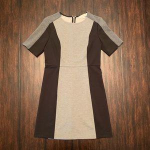 Color block dress | LOFT